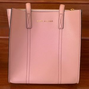 BRAND NEW Marc Jacobs Pink tote